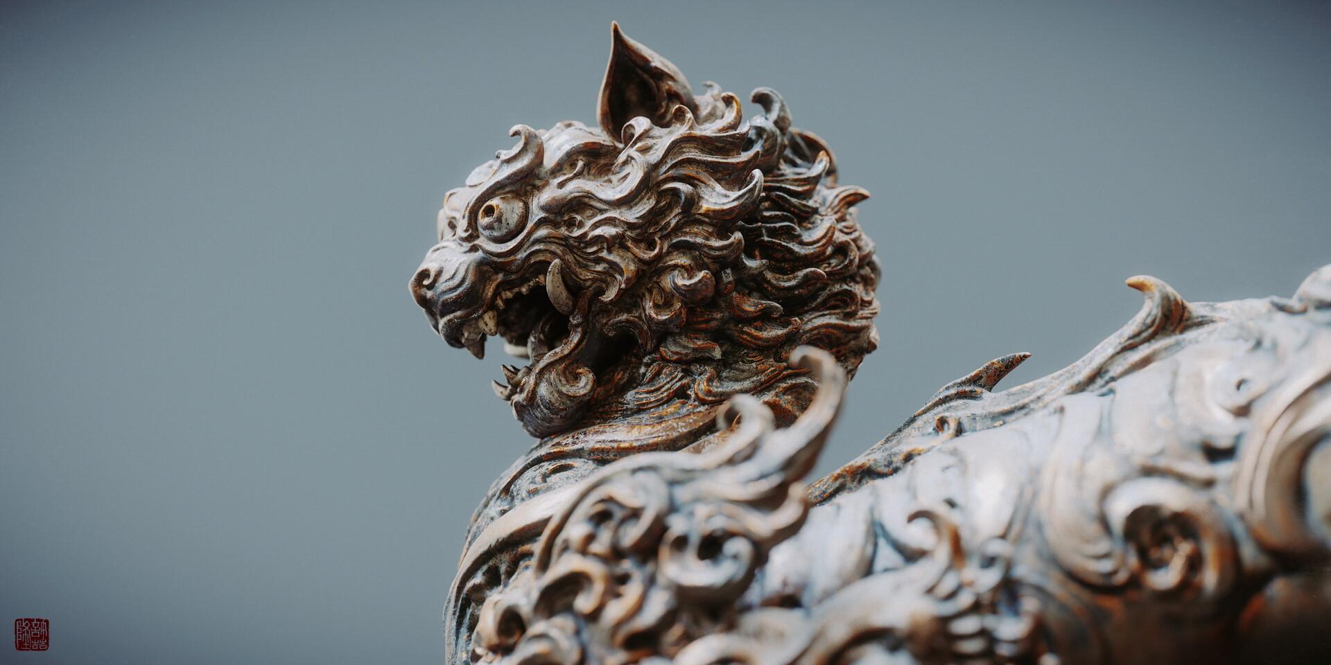 Zhelong xu tiger04