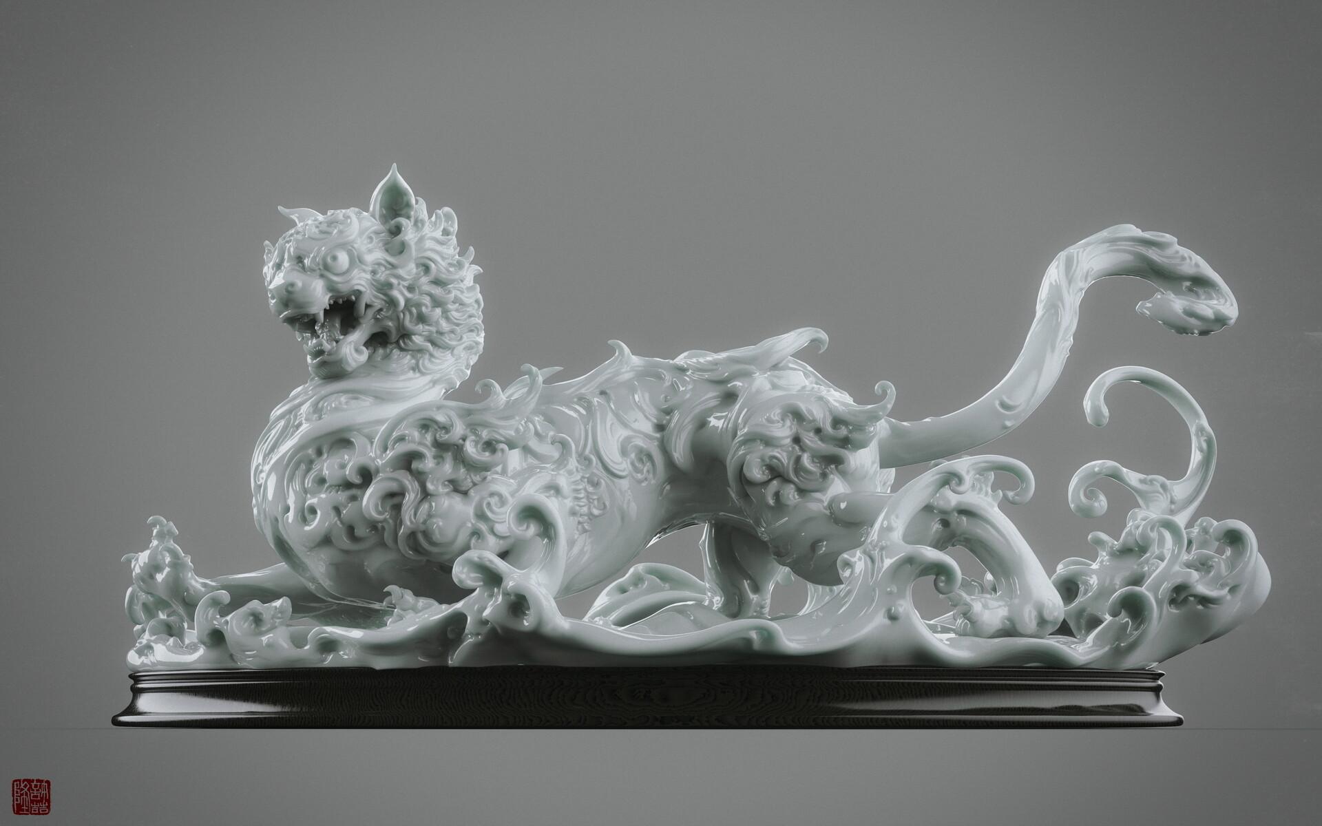 Zhelong xu tiger11