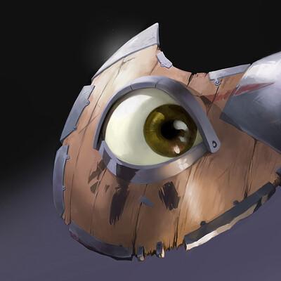 Davide bonfanti magic eye shield antep5