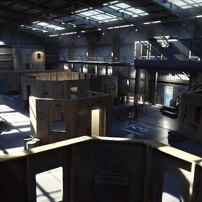 Jasza dobrzanski warehouse 2