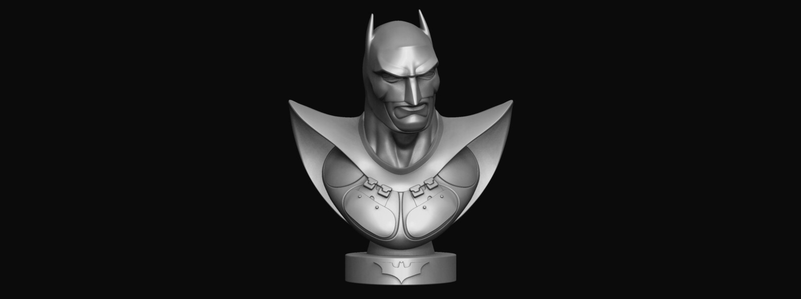 Zbrush Maquette for printing