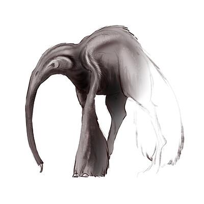 Midhat kapetanovic genetically engineered camel anteater