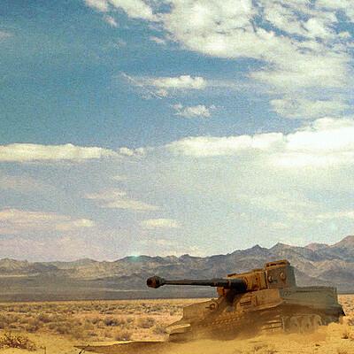Taha yeasin day40 the desert