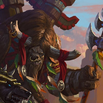 Bayard wu cairne and thrall