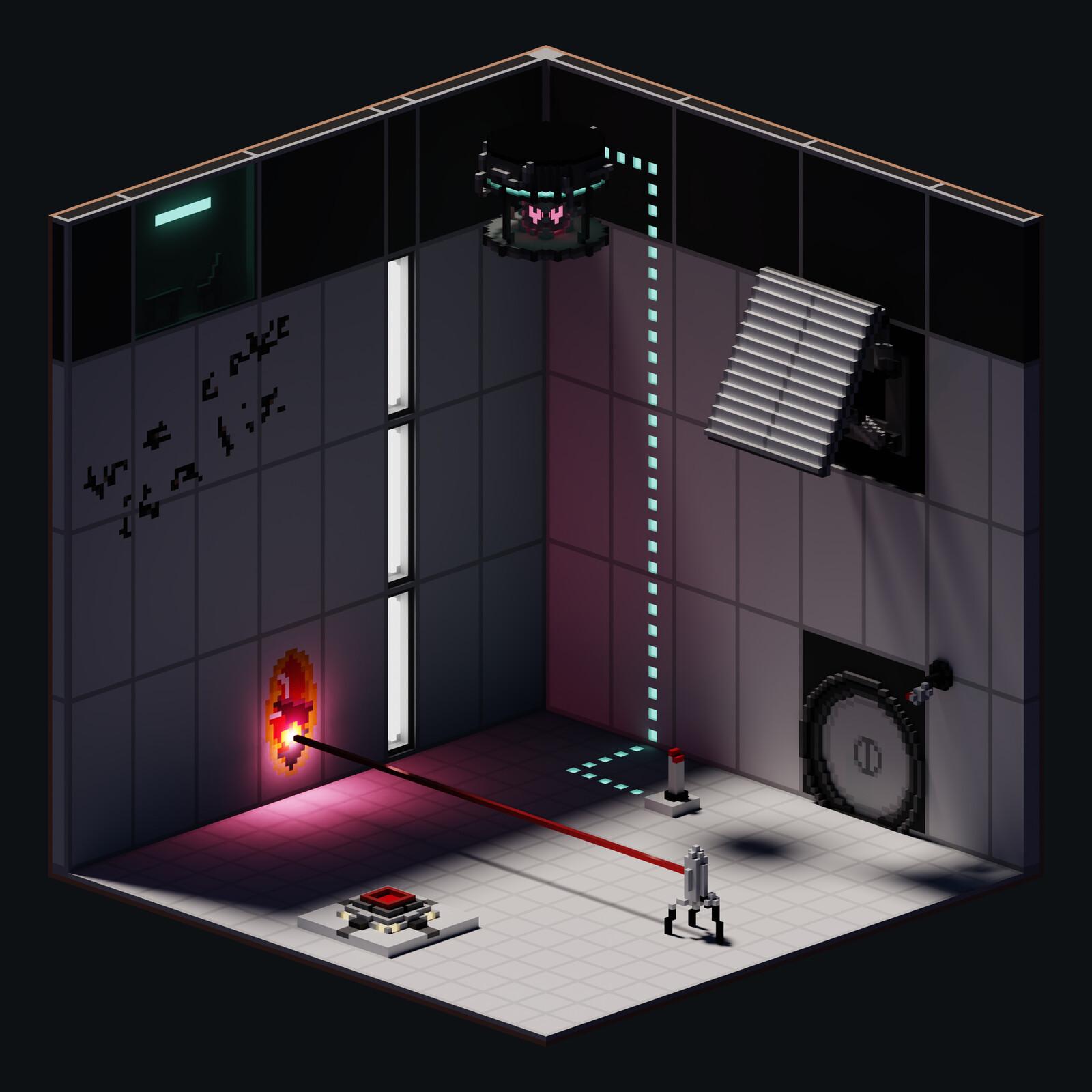 One Room: Portal 2