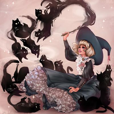Weronika bartczak kitten spell eksport