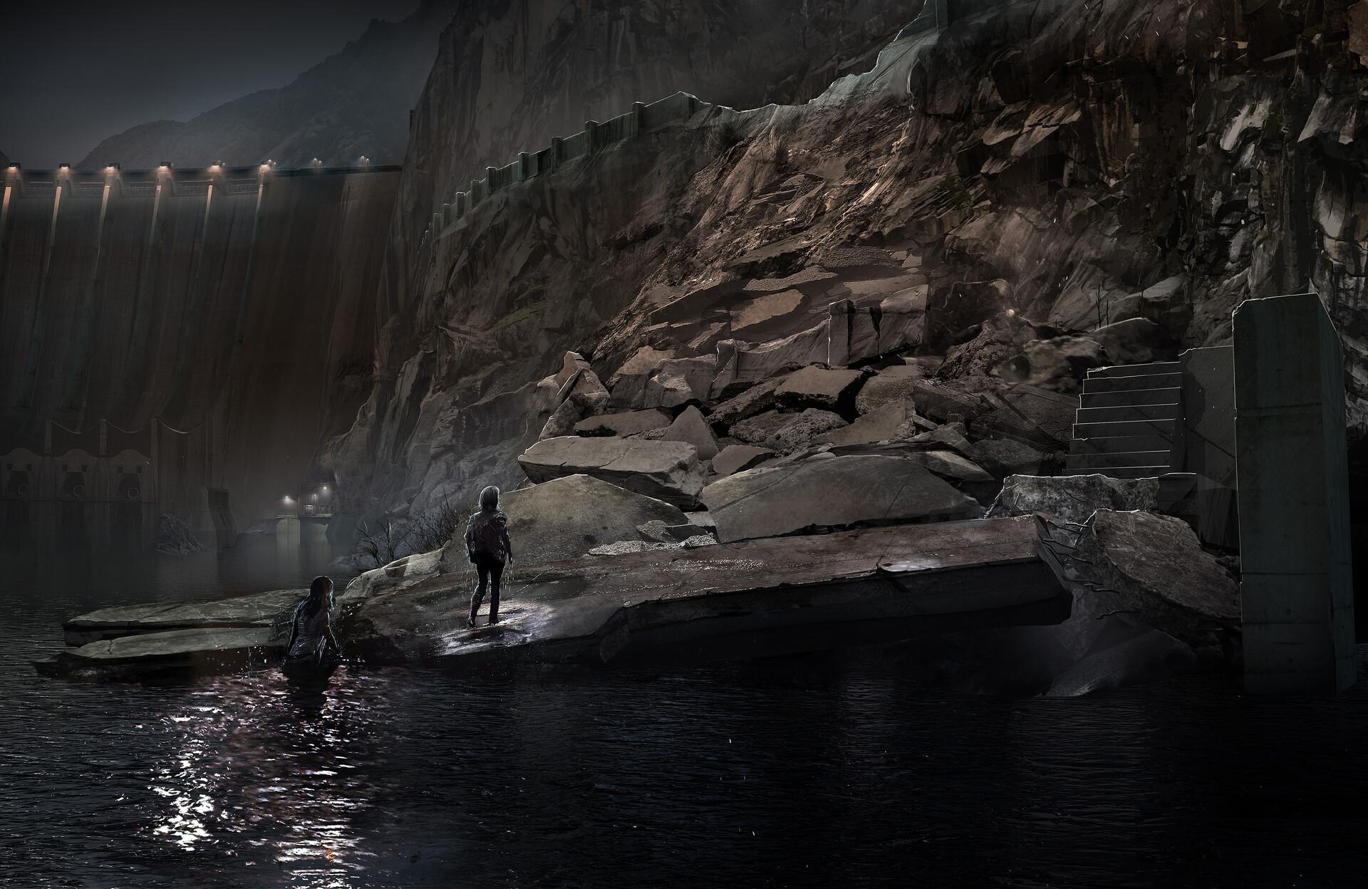 Kieran belshaw dam rocks v04