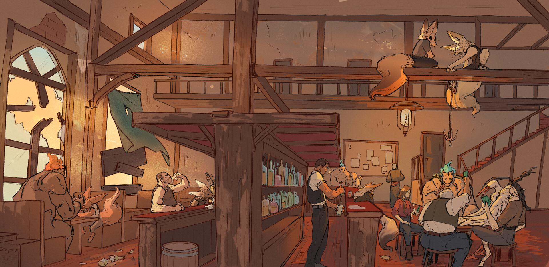 Pablo ilyich tavern lr