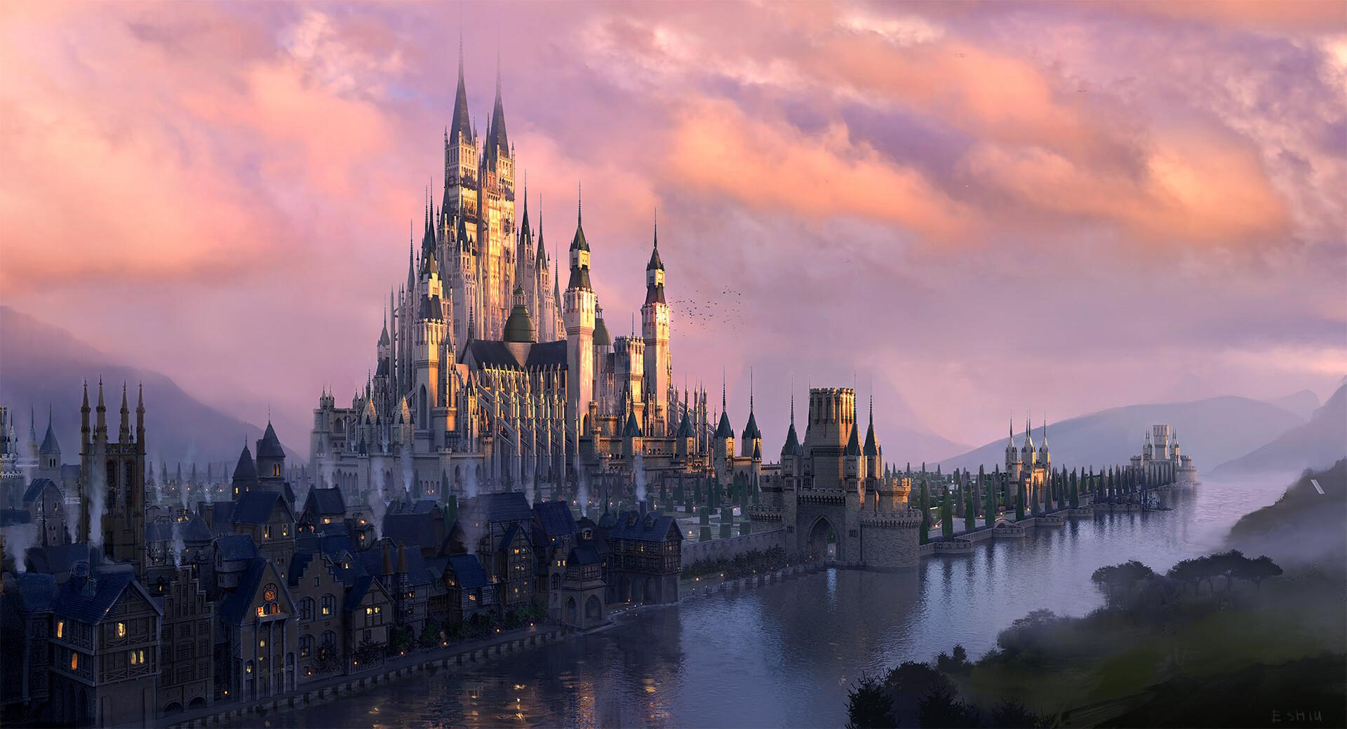 Maléfique : Le Pouvoir du Mal [Disney - 2019] - Page 13 Emmanuel-shiu-eshiu-m21-castle