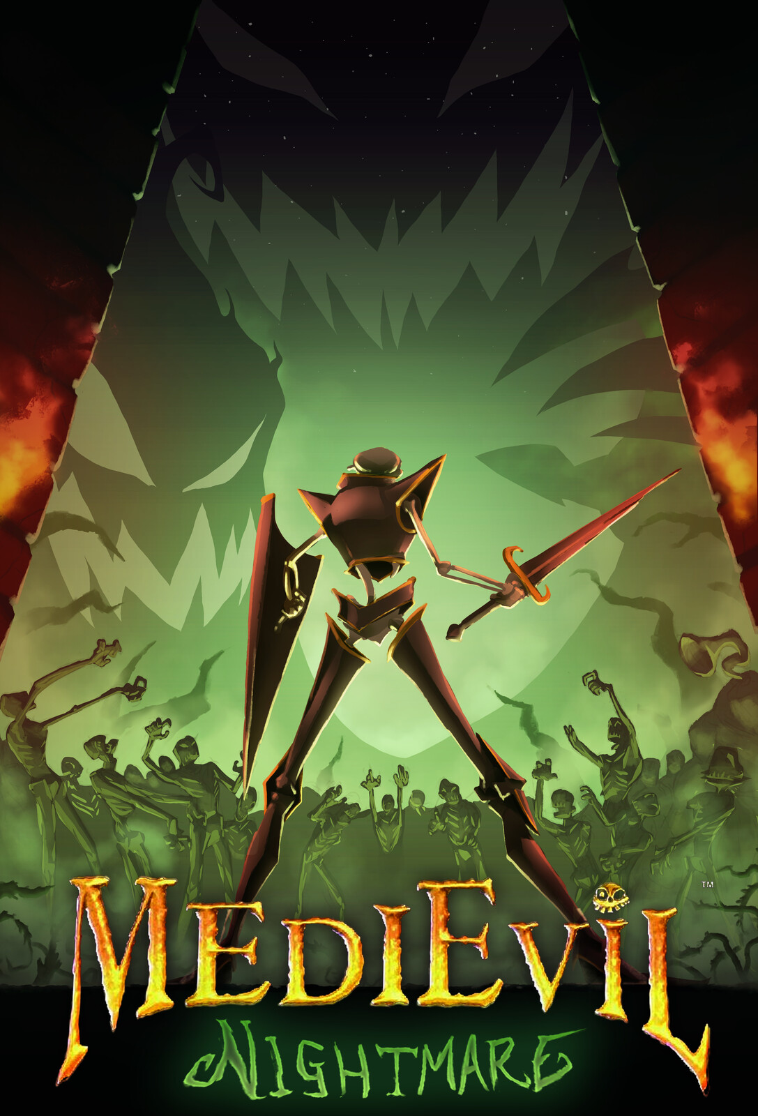 Cancelled Medievil pitch