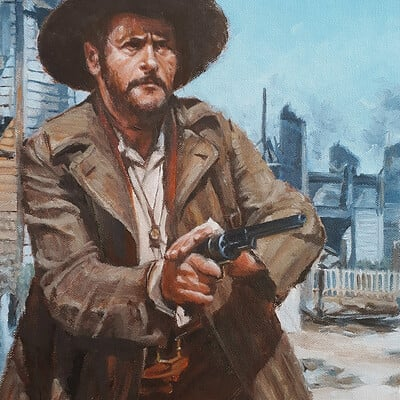 Barry keenan gunslinger as