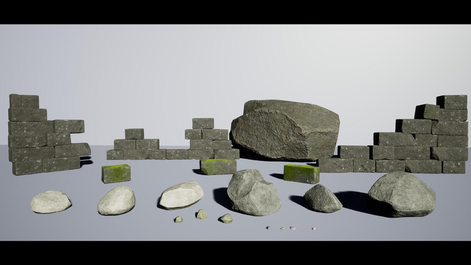 RocksAndRuins Breakdown