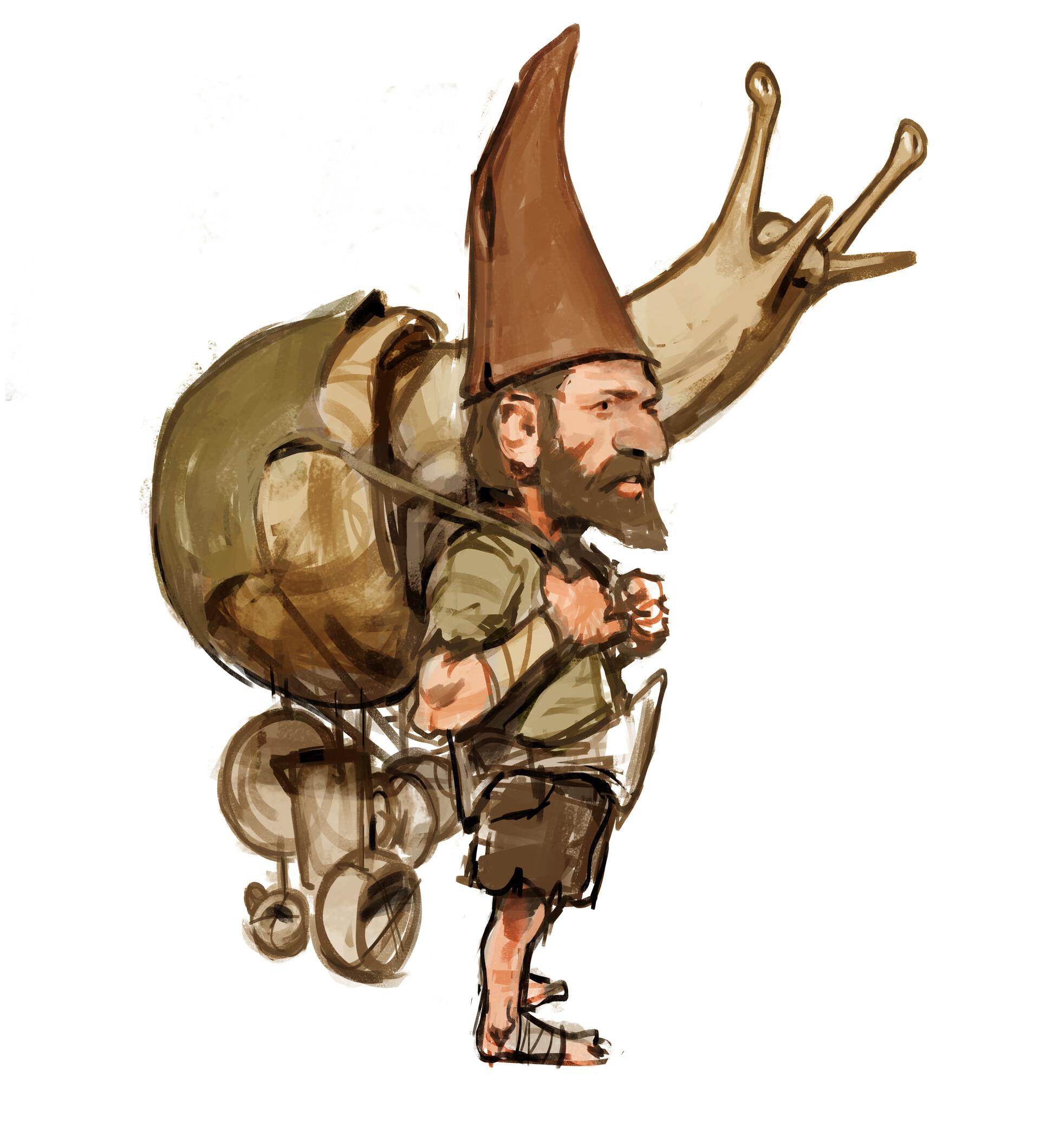 Jens claessens gnome