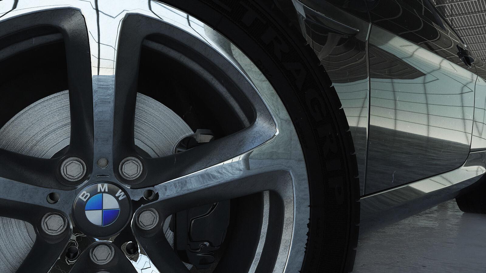 BMW Tyres Zoom
