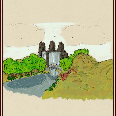 Ronan salieri 07 waterfalls