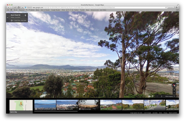 Original Google Streetview image.