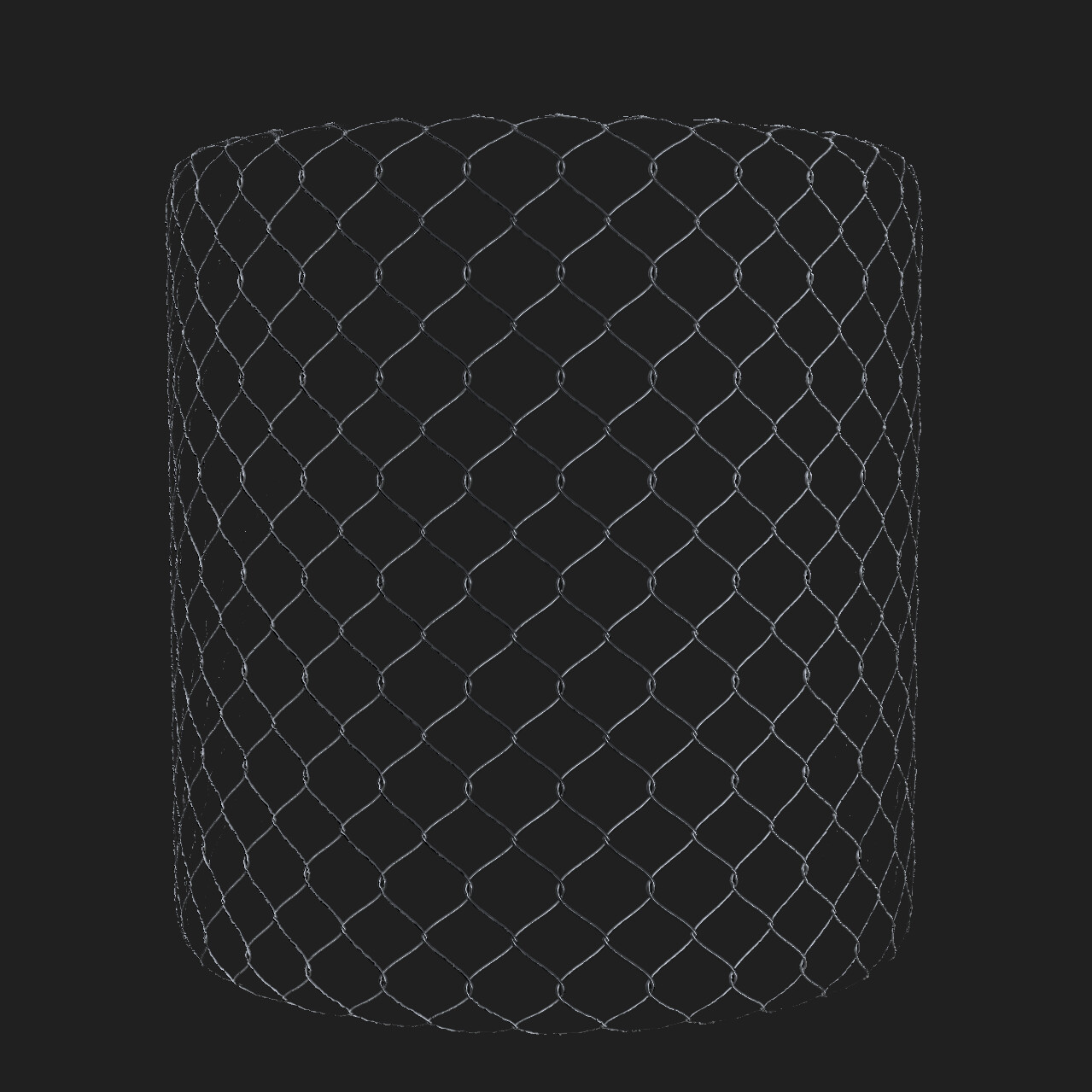 Substance Designer Chain Link Shader
