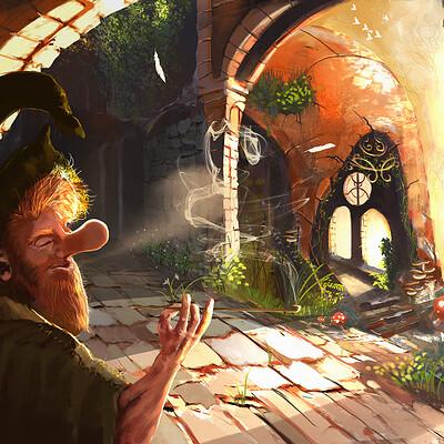 Aj ramos leprechaun house 2