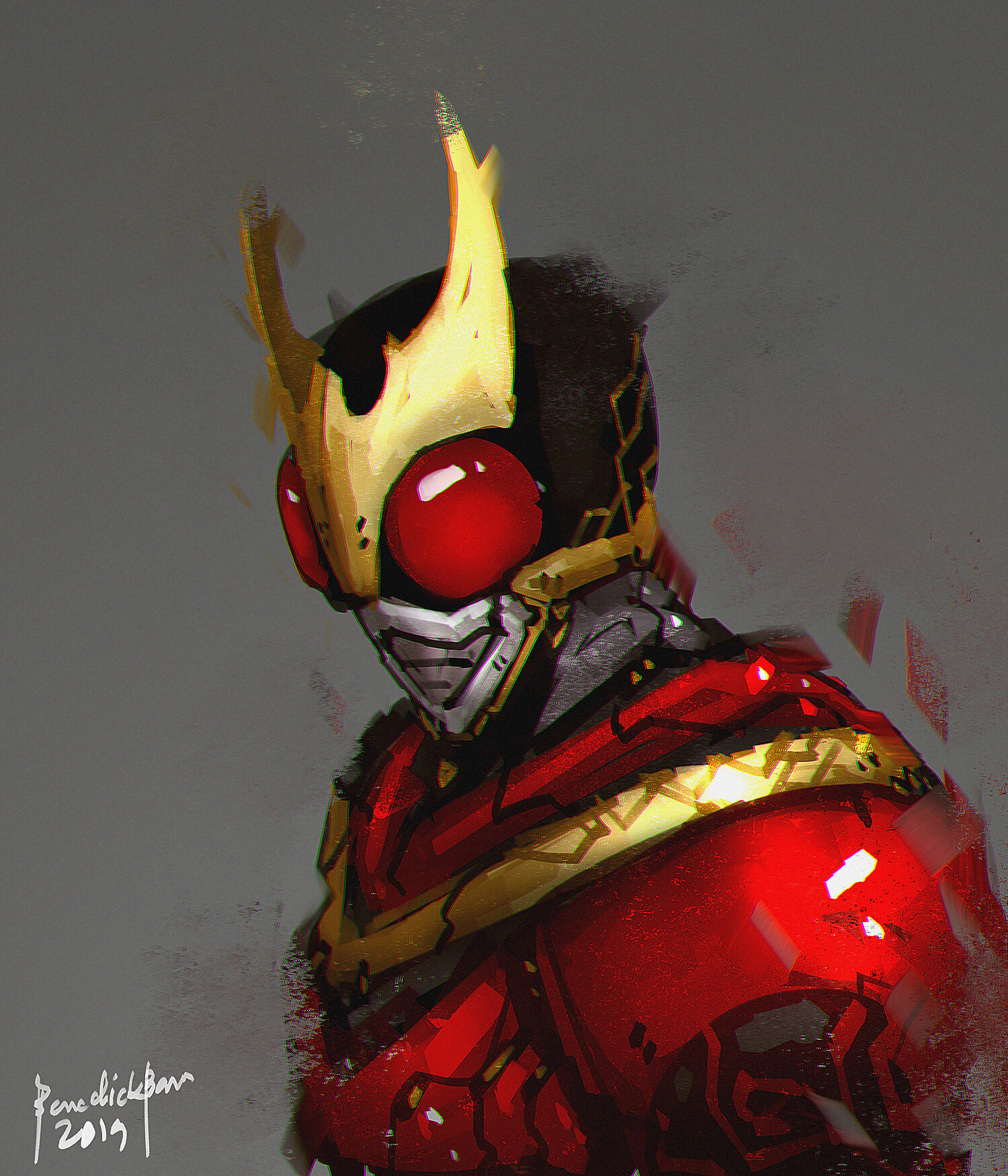 Kamen Rider Kuuga FANART