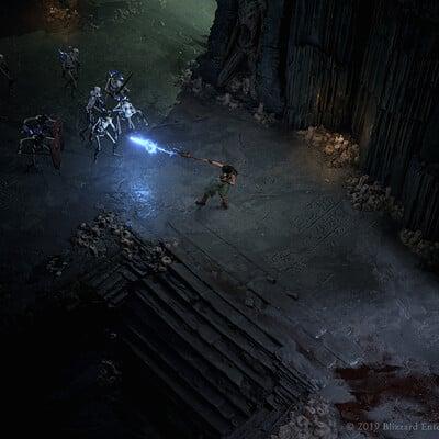 Jairo sanchez sorcerer ancients skeletons lightning