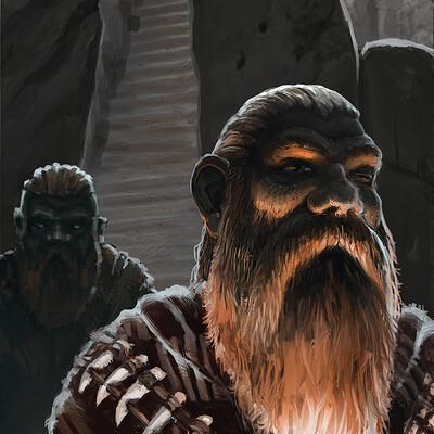 Attila gerenyi forge of dwarves low res