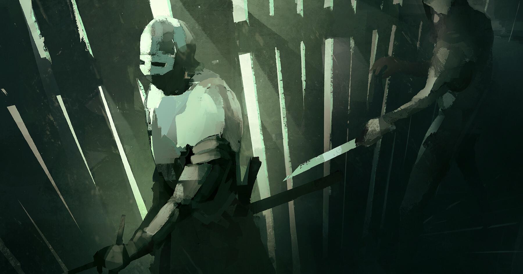Jaromir hrivnac knife in the dark 02