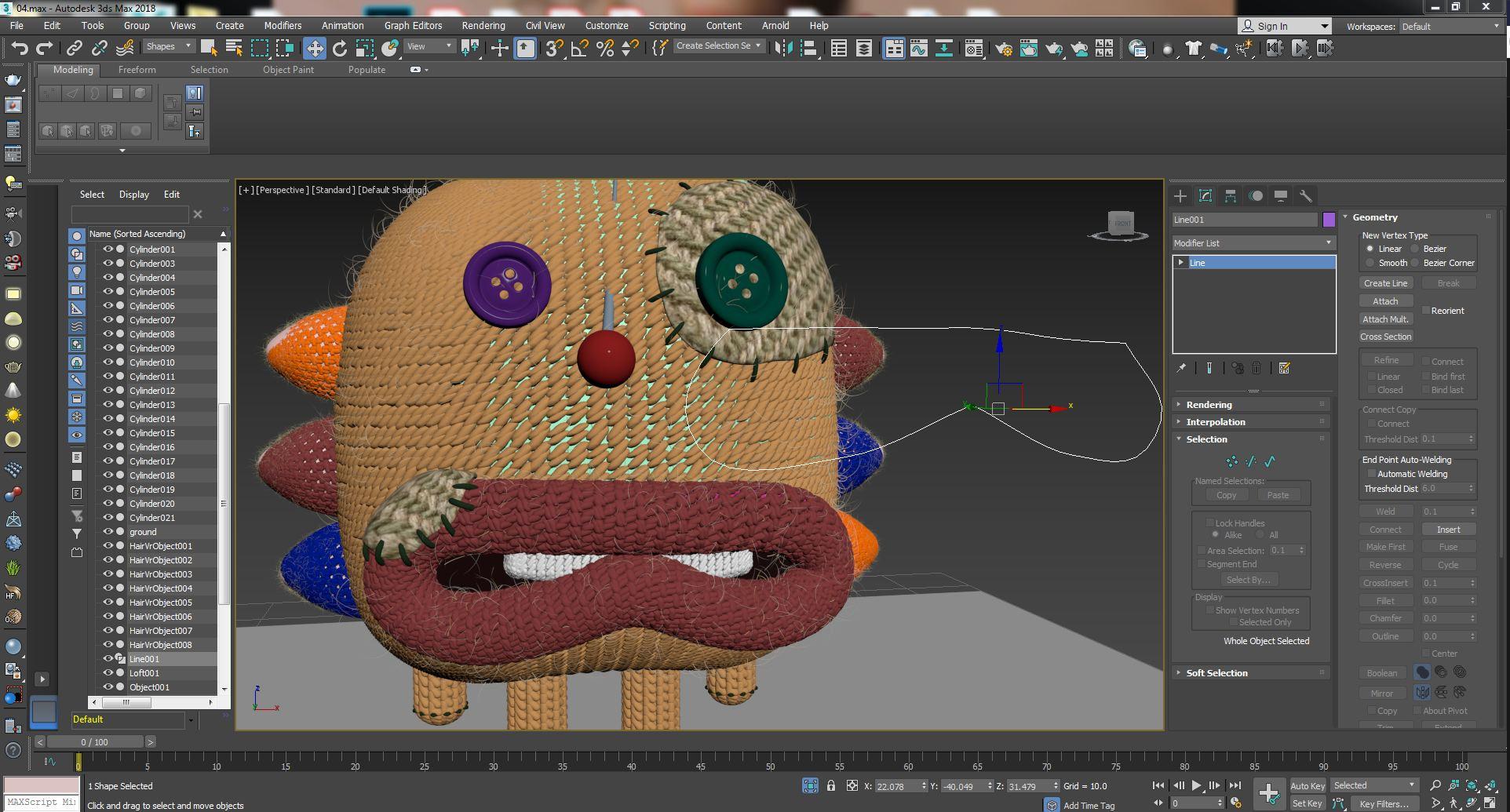 Process Screen shots