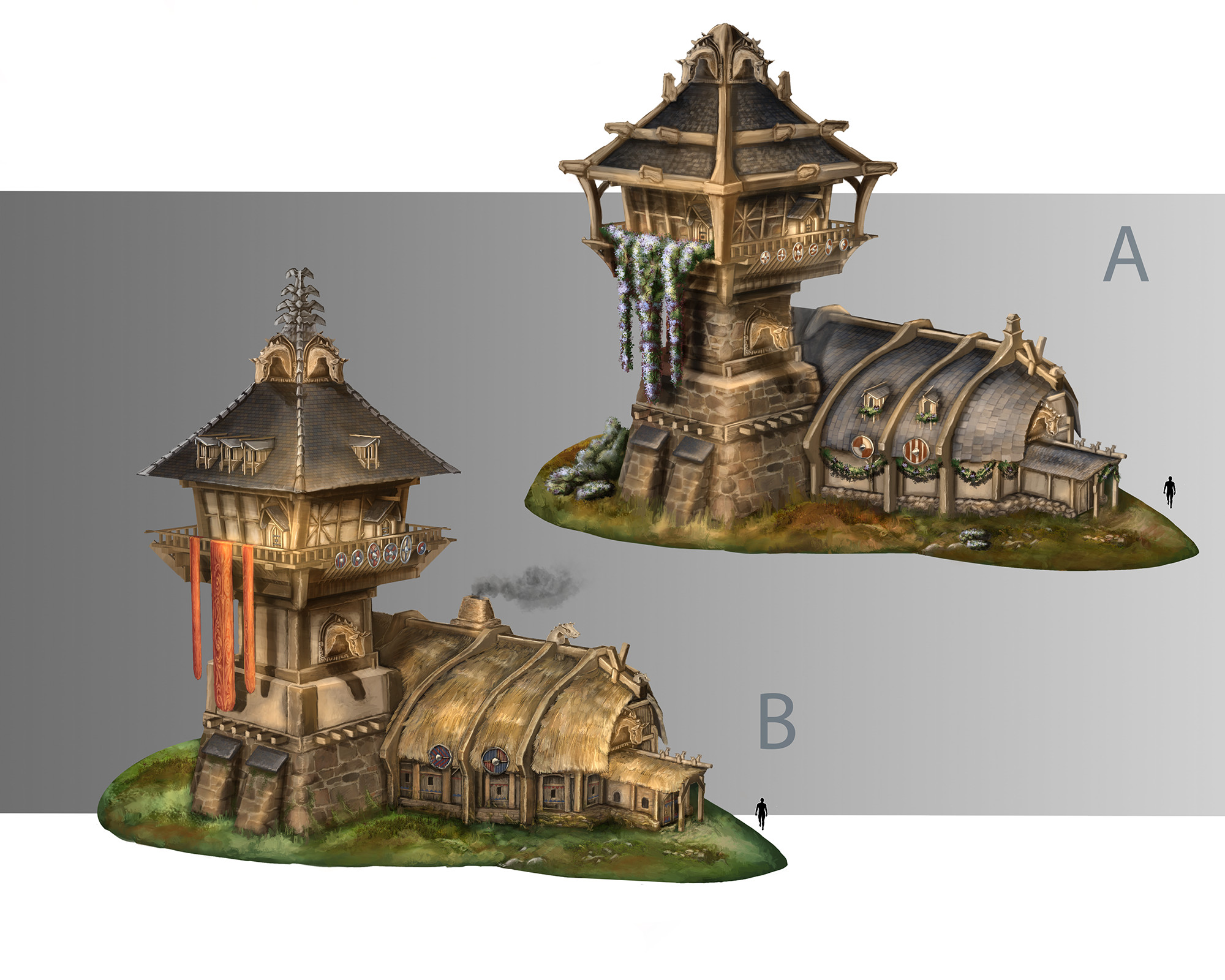 Viking_House_Final_Variations