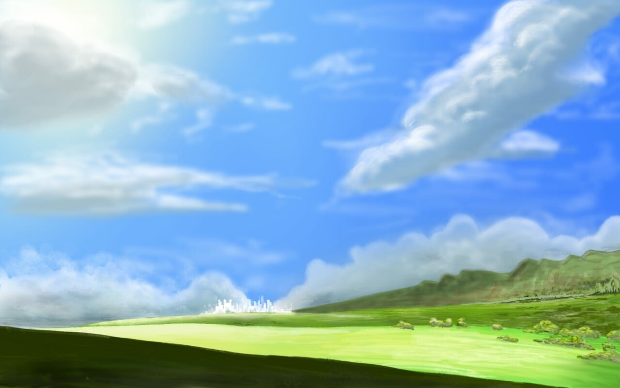 Artstation A Scene From Maquia When The Promised Flower Blooms