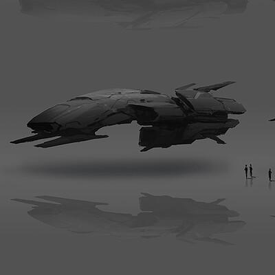 J c park ship concept