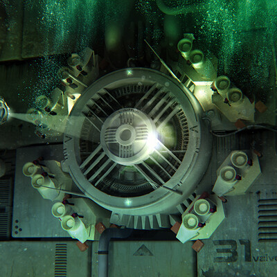 Mirsx agic underwater problem