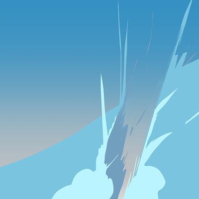 Hunter norris 12 split the sky open