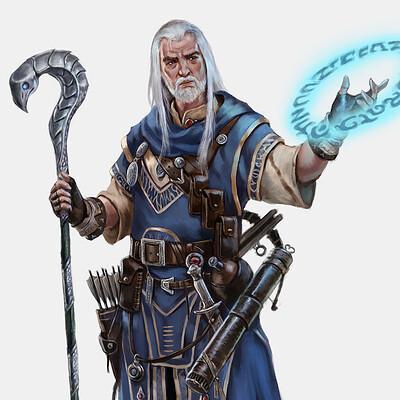 Gunship revolution pathfinder iconic wizard sample artist02