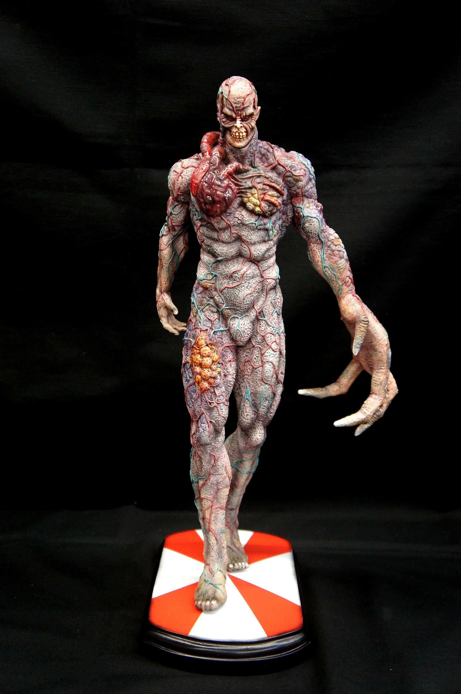 Biohazard (Resident Evil) Tyrant Art Statue