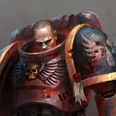 Alex ichim space marine