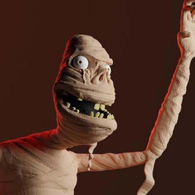 Robert schlunze mummy 001 as robert schlunze