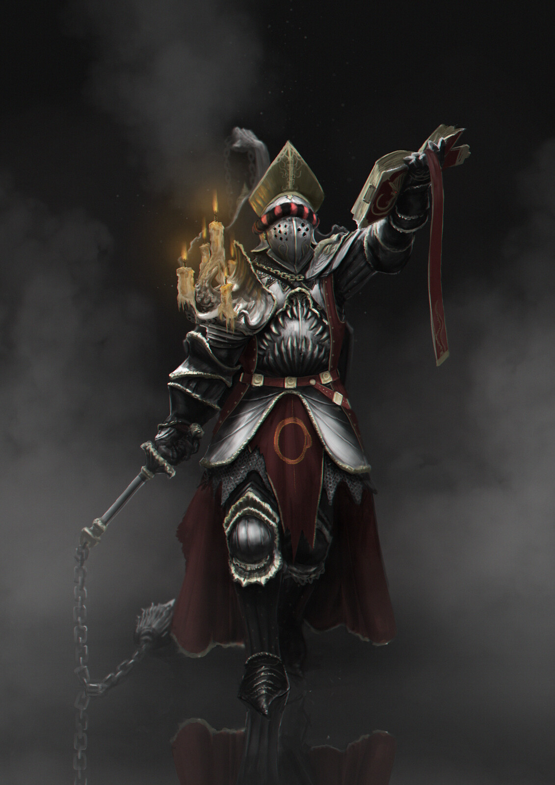 The unholy bishop