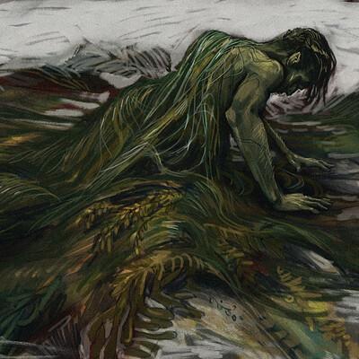 Anna dousova fjord kelp