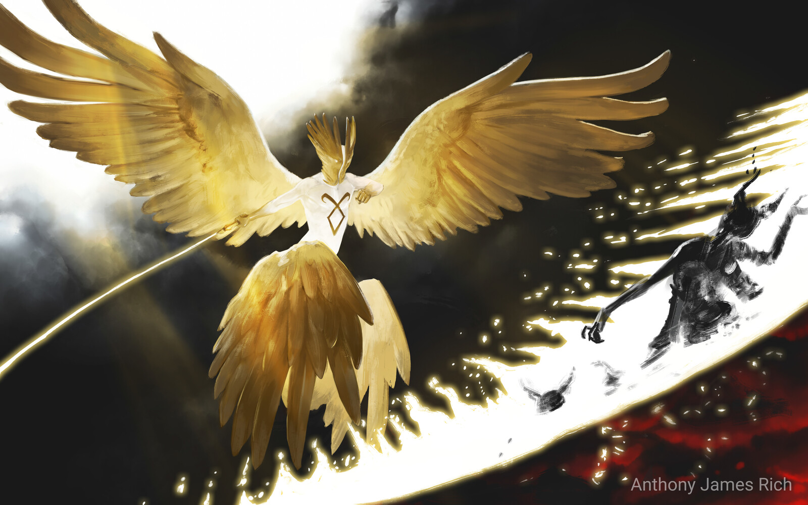 Golden Seraph