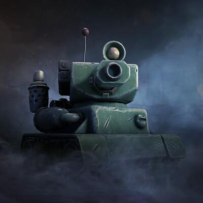Toon Tank
