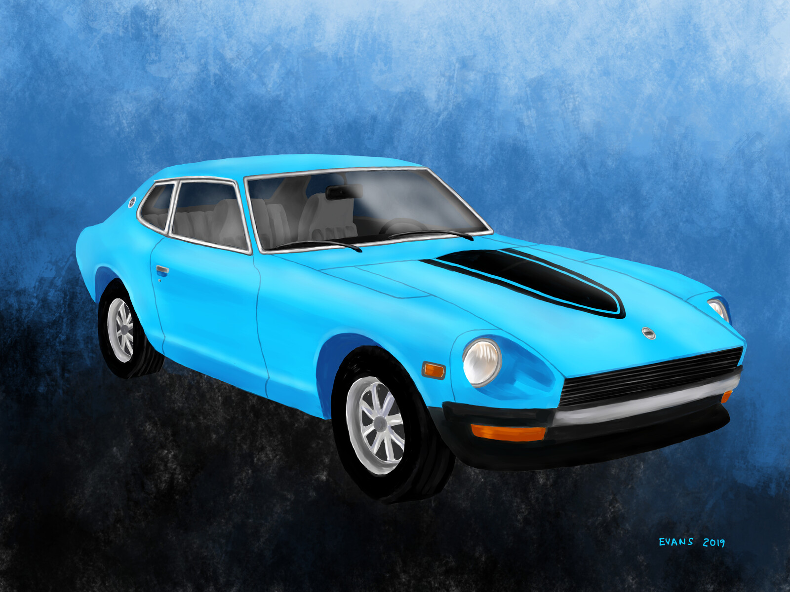Datsun 260Z 2x2 2019