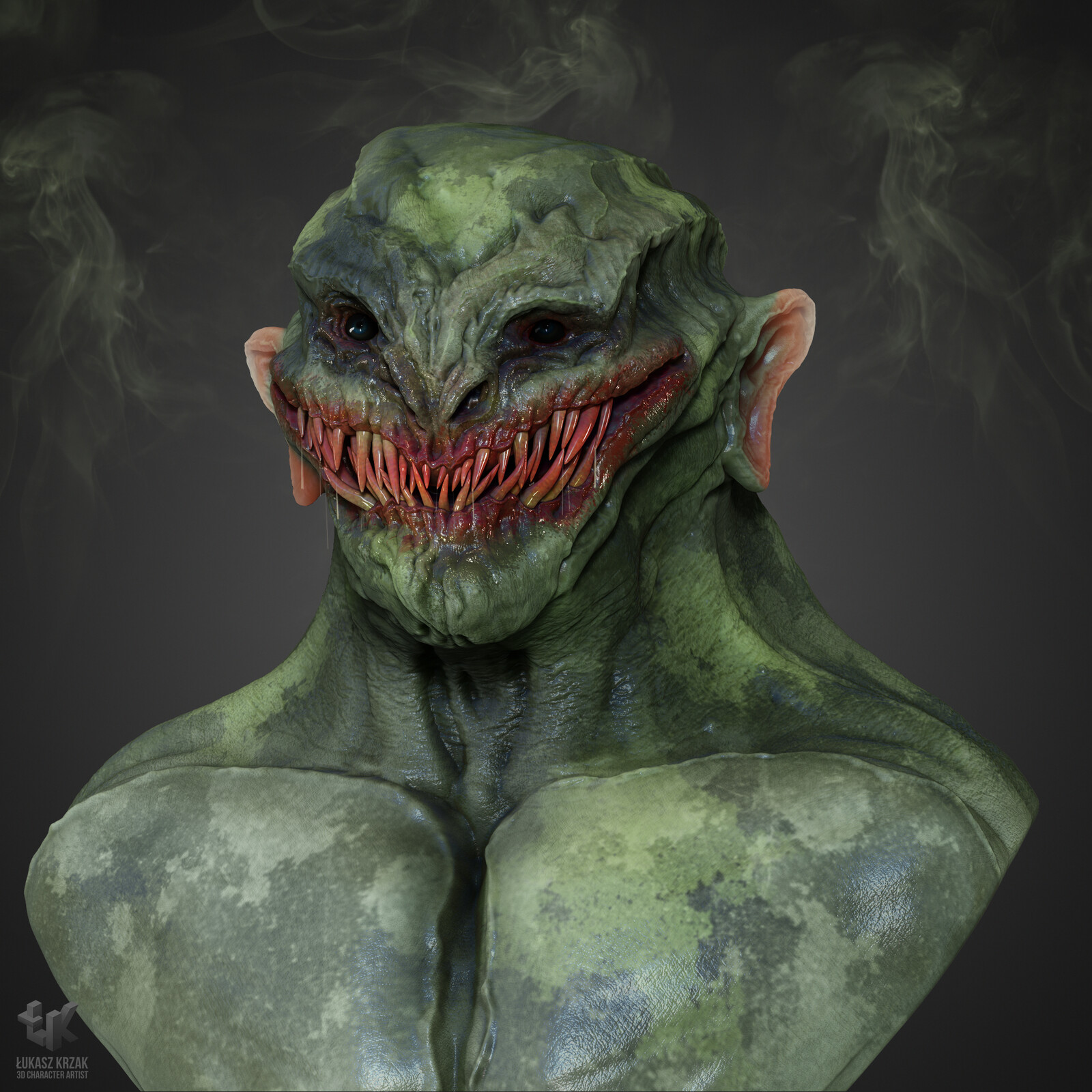 Nightmare Creature