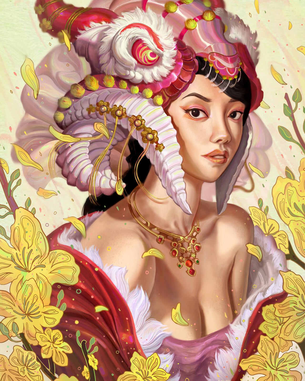 Nian Princess