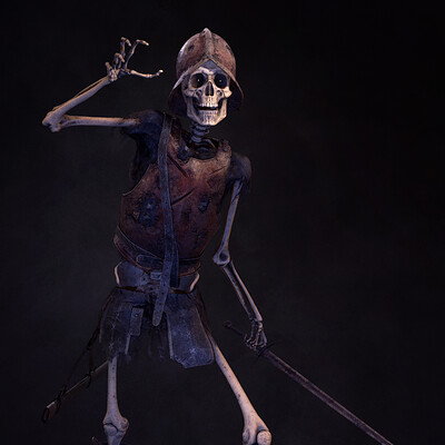 Lauri ahonen skeleton1