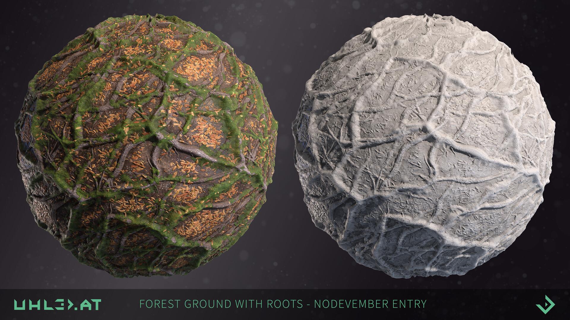 Dominik uhl organic woodgrounds with roots 02