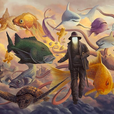 Jean buchet jean buchet fish shepherd