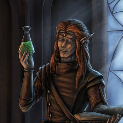 Christian hadfield annat ar the alchemist by christian hadfield lowrez