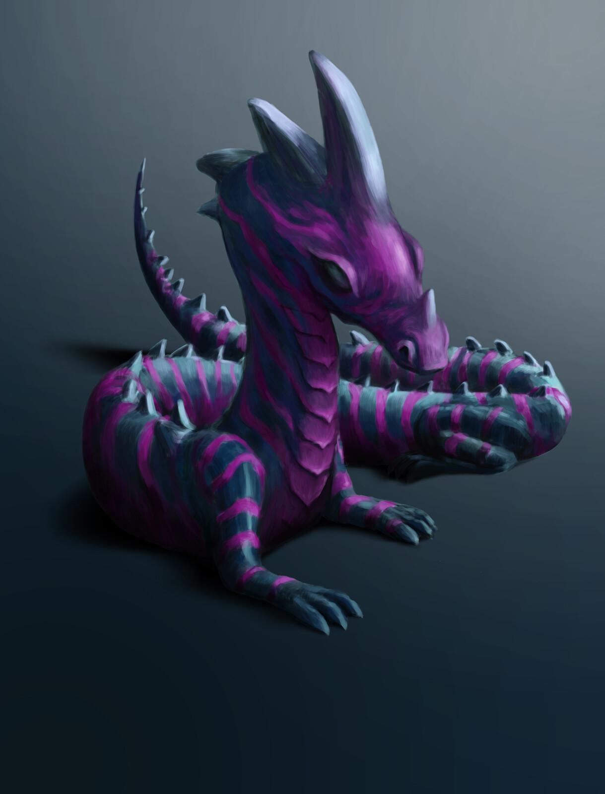 dachshund dragon