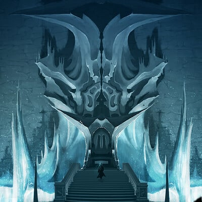 Nihils throne
