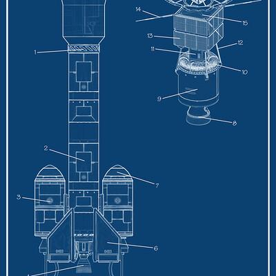 Fabian steven blueprint z map satellite launch kit eng